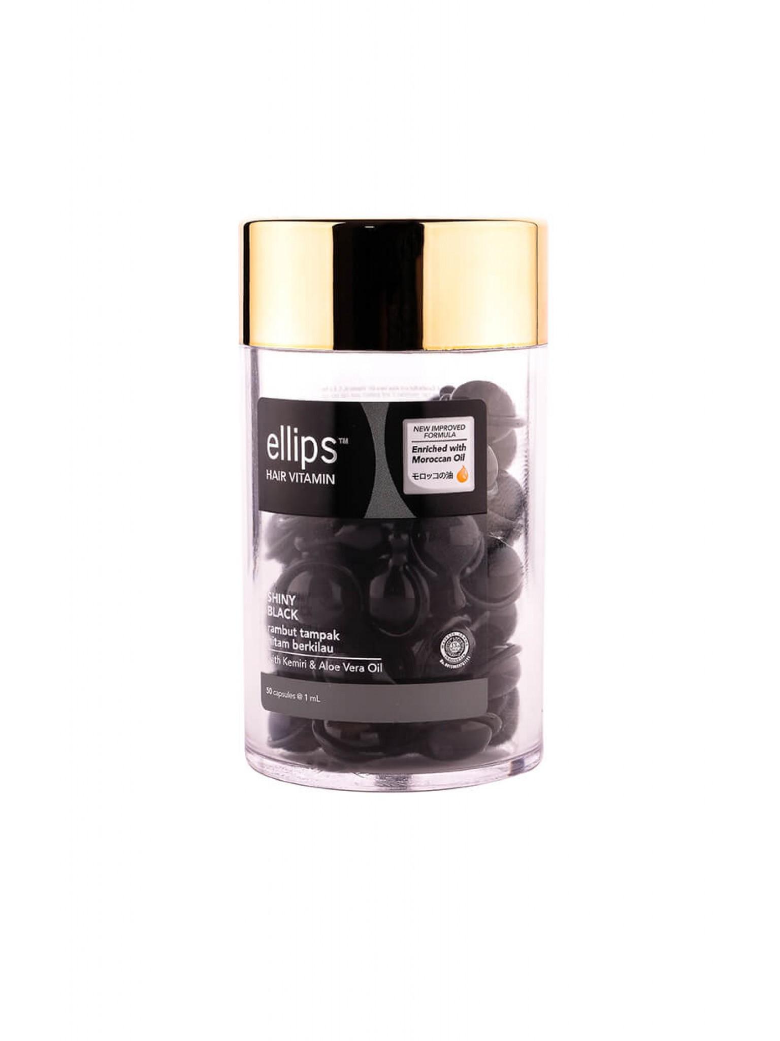 Витамины для волос «Ночное сияние» с фундуком и маслом Алоэ Вера (50шт)