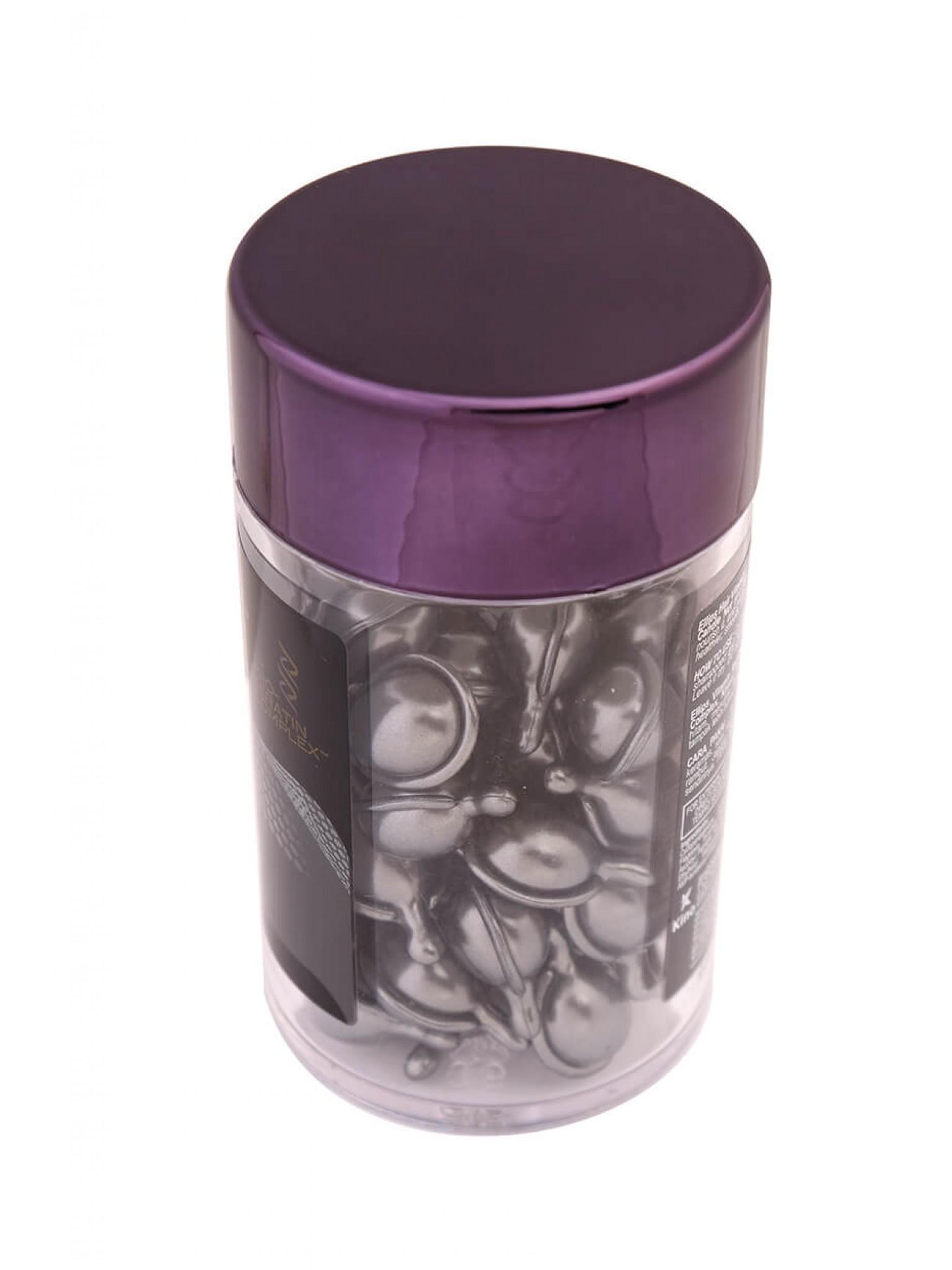 Витамины для волос «Шелковая ночь» с Про-Кератиновым Комплексом (50шт)