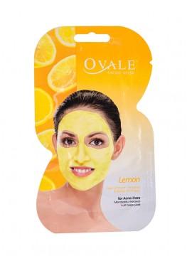 Маска для лица «Лимон»