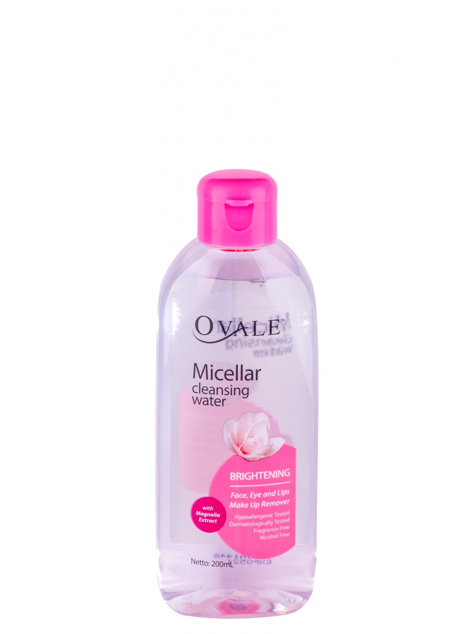 Мицеллярная вода для нормальной кожи, 200мл
