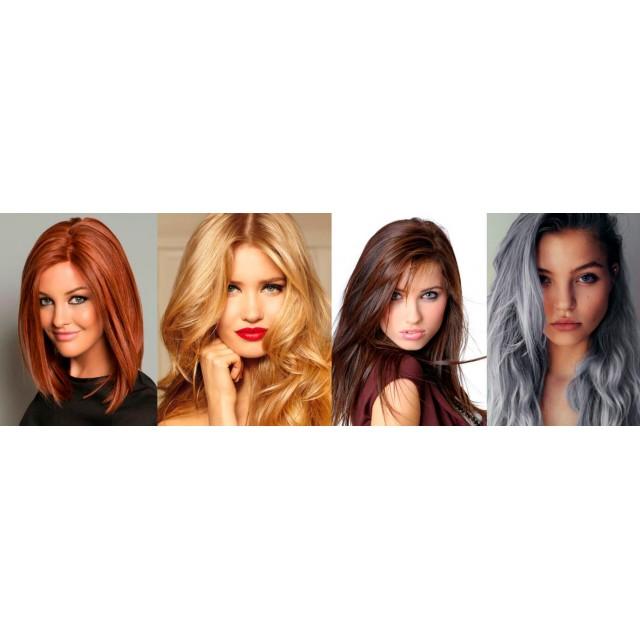 Как сохранить яркость цвета волос?