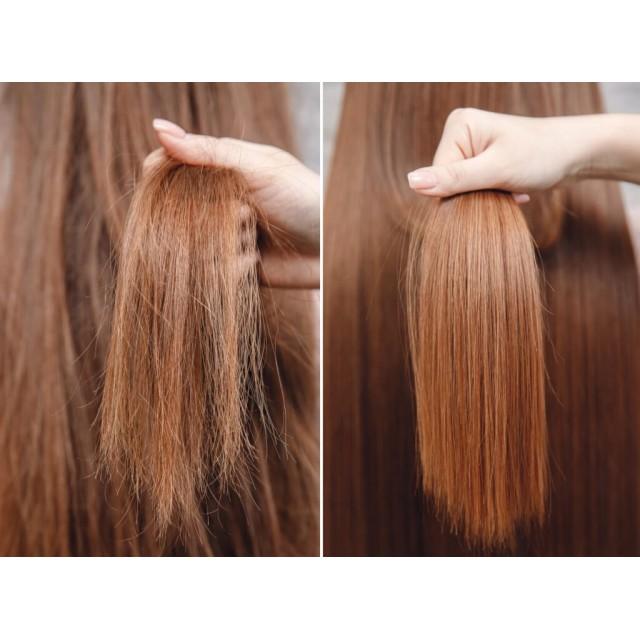 Як правильно доглядати за волоссям після кератинового випрямлення