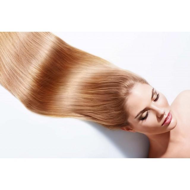 Быстро придать волосам блеск и здоровый вид
