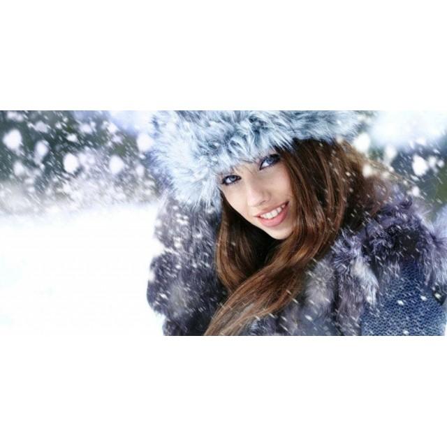 Заботливый уход за волосами в зимний период