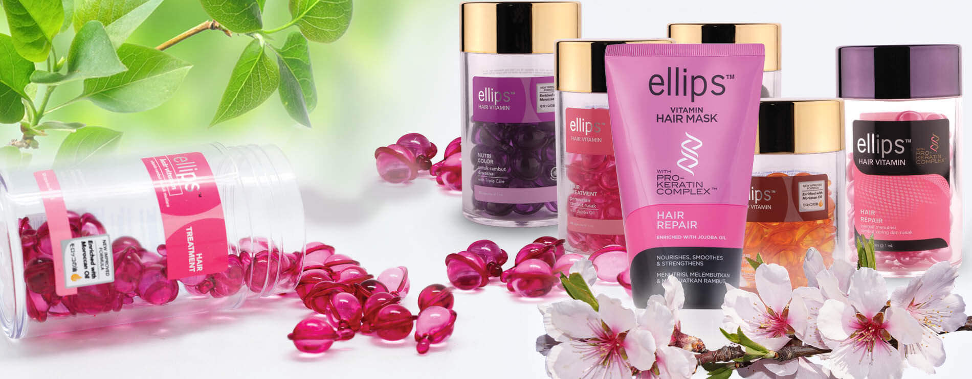 Магазин продукції Ellips
