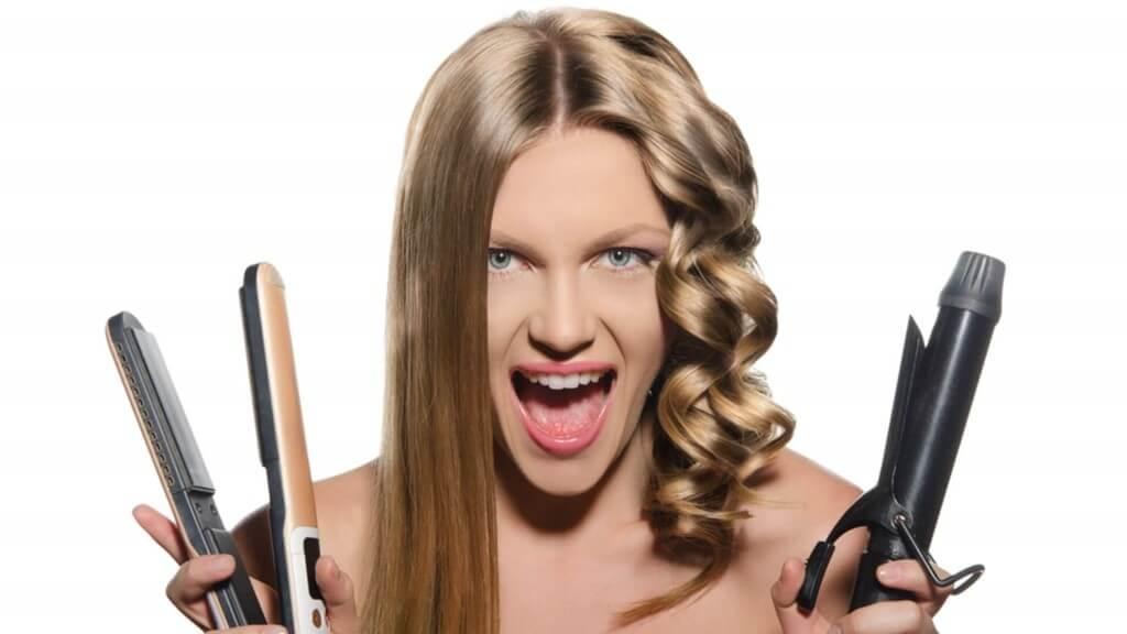 Витамины для волос Ellips - эффективная термозащита