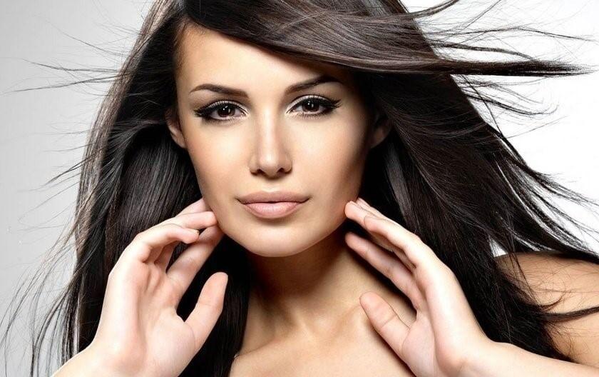 Уход за темными окрашенными волосами