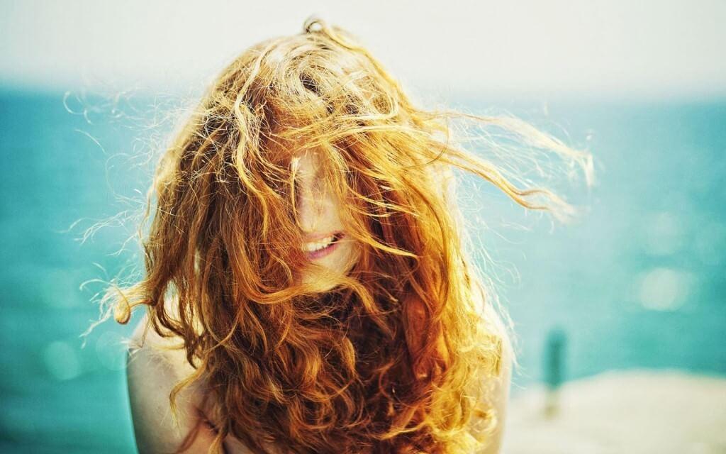 Что происходит с волосами под воздействием УФ-лучей