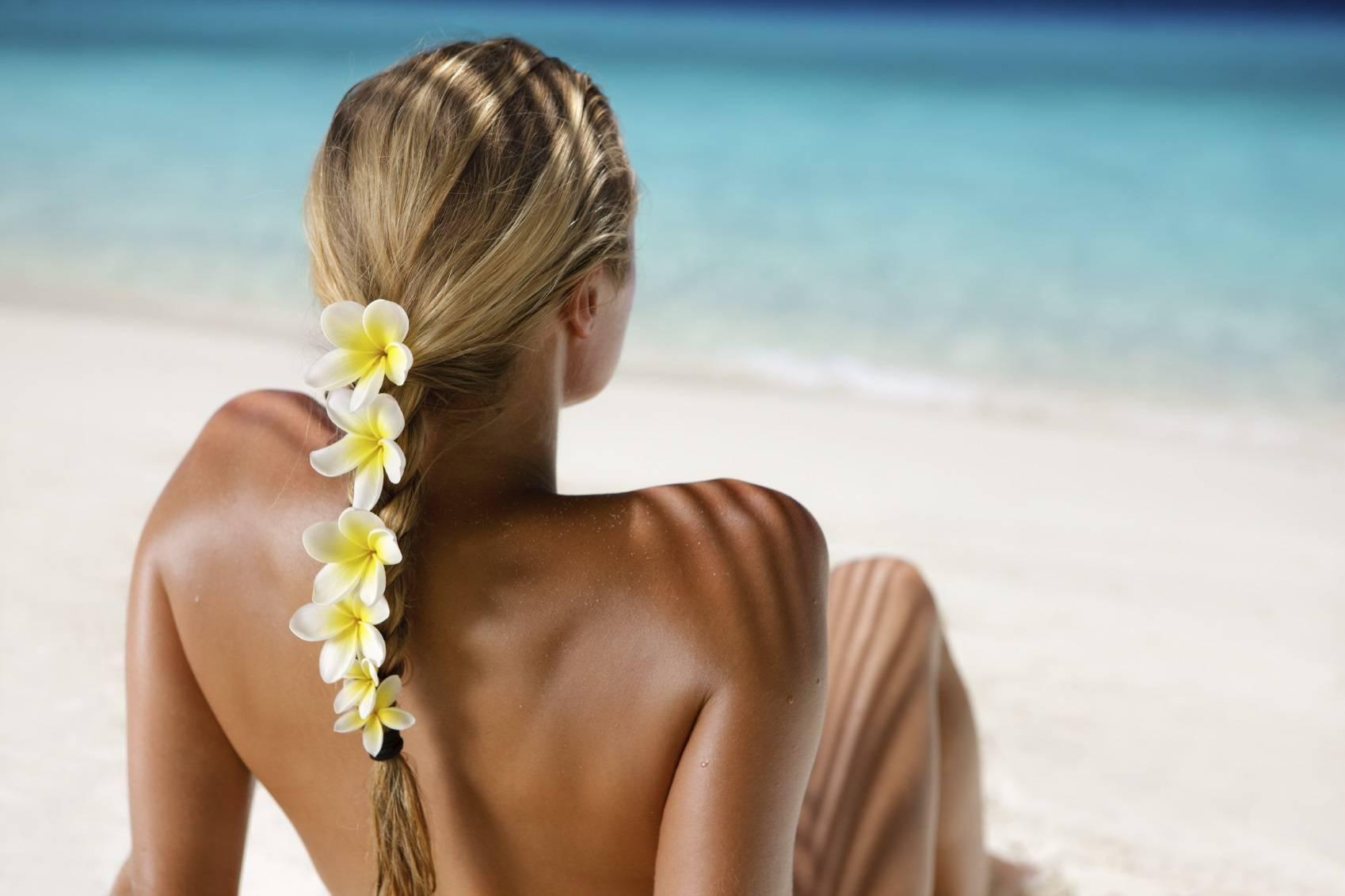 Как защитить волосы от УФ-лучей