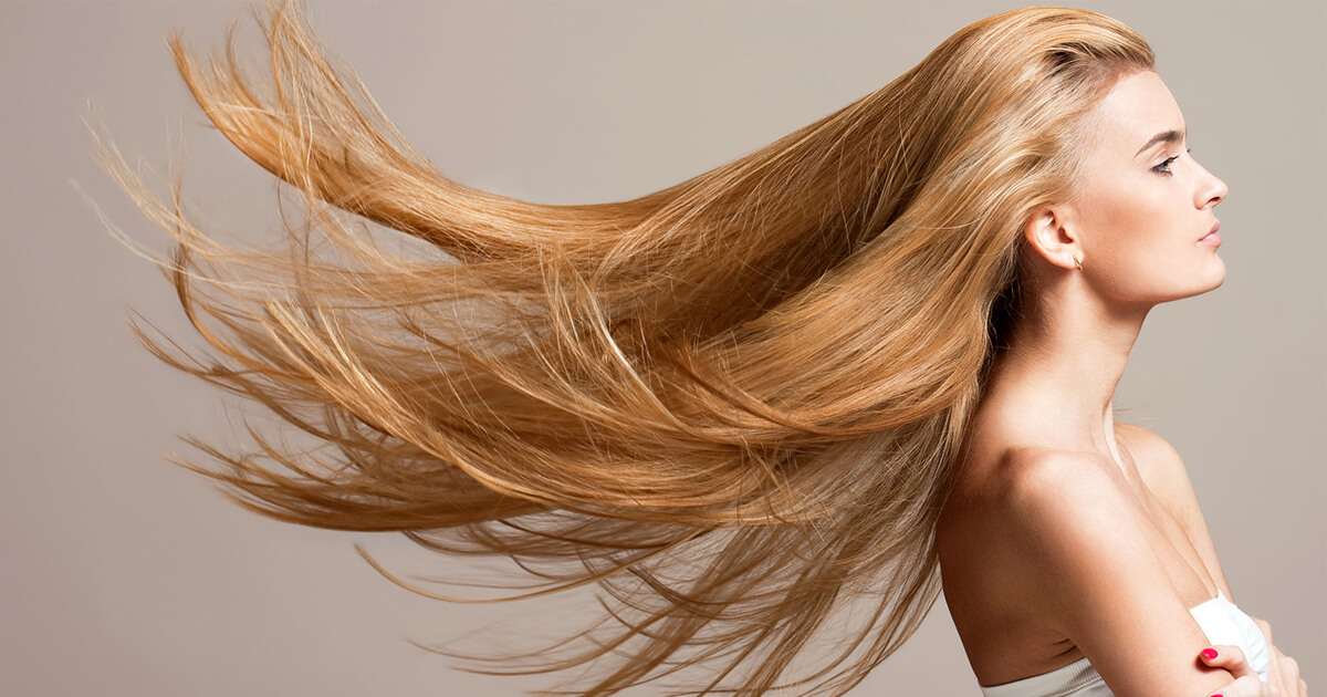 Использование несмываемых витамин для волос