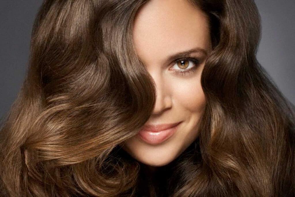 Уход за темными натуральными волосами